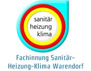 Logo Fachinnung Sanitär-Heizung-Klima Warendorf
